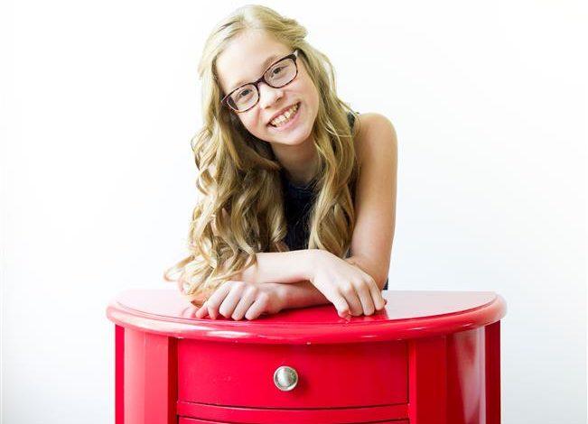 11-year-old Champion Child Calla Gross