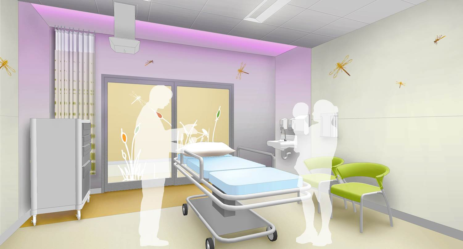 Hospital For Special Surgery Patient Rooms