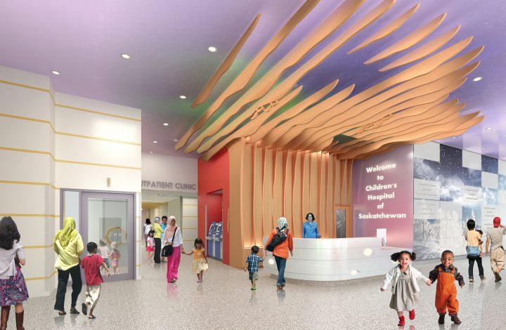 New Children's Hospital of Saskatchewan