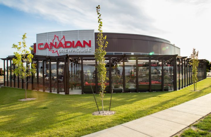 Canadian Brewhouse fundraising