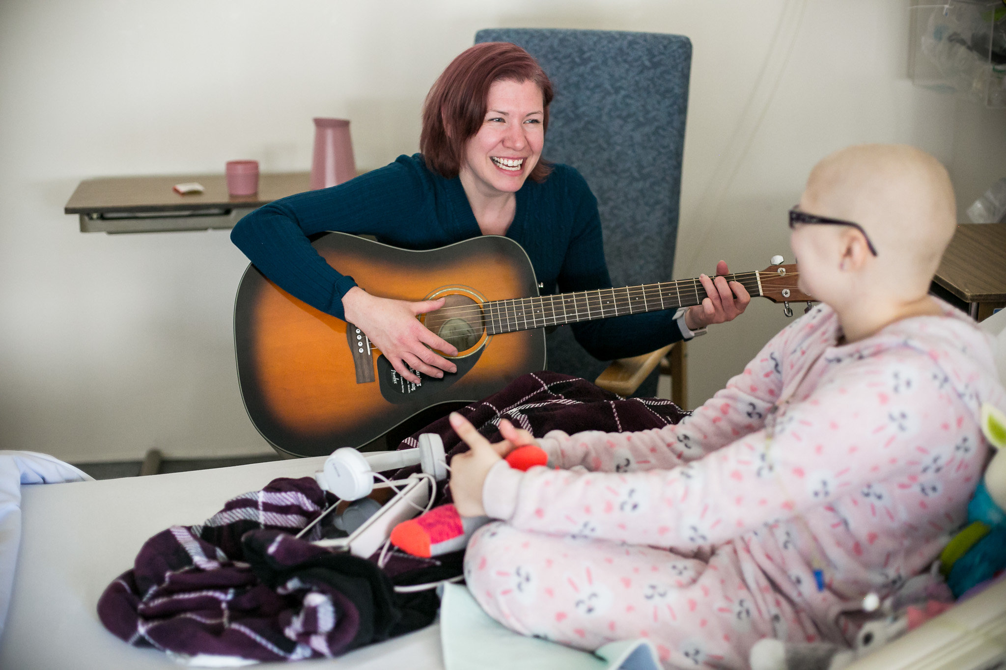 therapist therapy children pediatrics joins hospital performance hoeft session