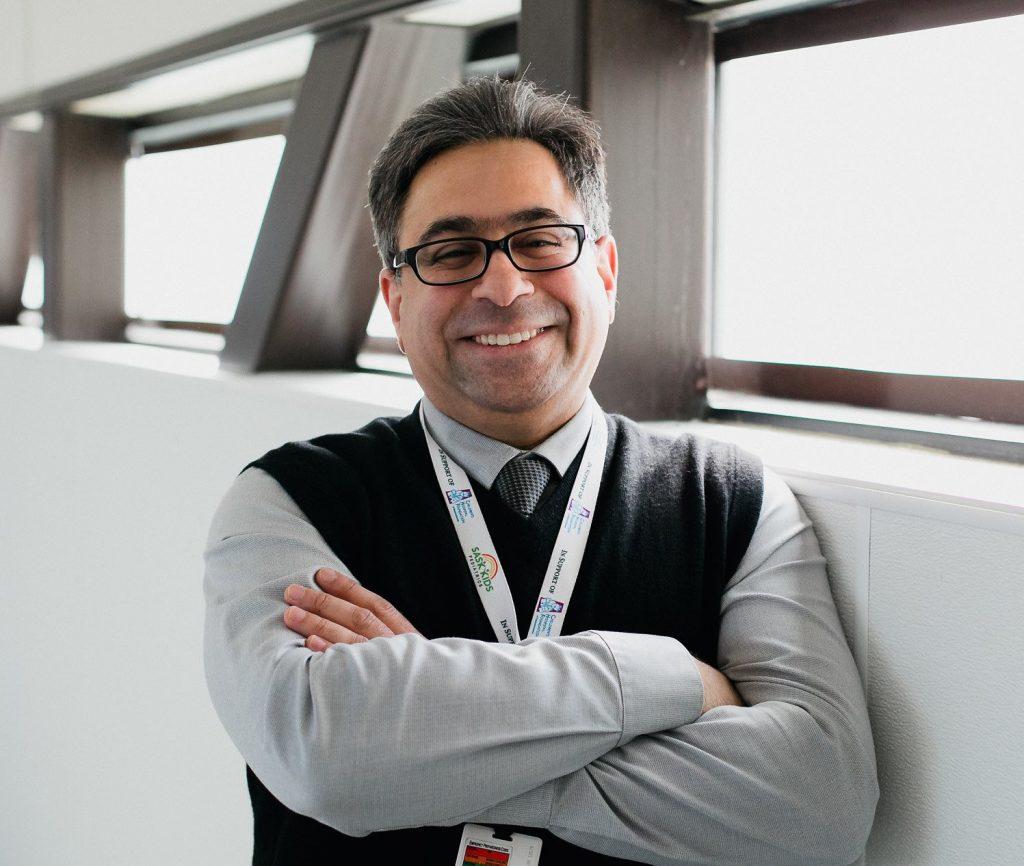 Dr. Salah Almubarak