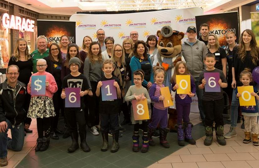 Jim Pattison Children's Hospital Radiothon