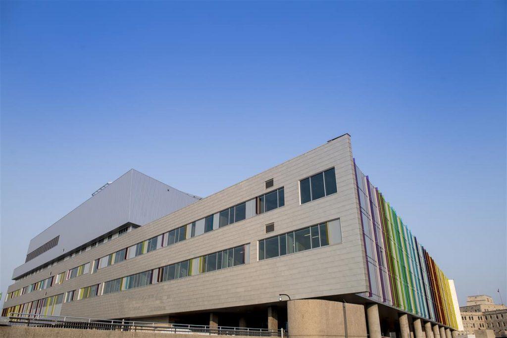 Jim Pattison Children's Hospital